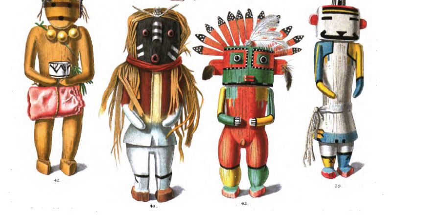 the significant role of the kachina dolls to the hopi people and culture Chapter 5 hopi social structure as related to tihu symbolism kachina dolls natural beings are pleased with the hopi people and are granting them their hearts.